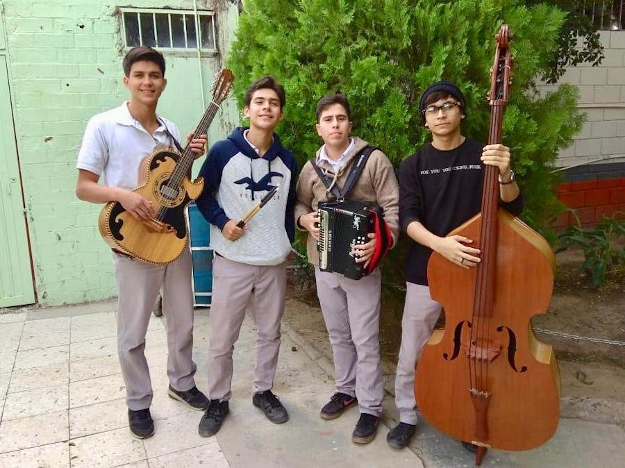 Ganan alumnos del Cobach Primer Concurso Estatal de la Canción Norteña