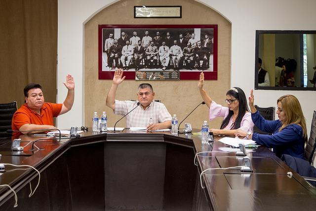 Instalan Comisión de Transparencia