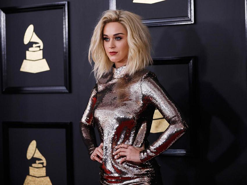 Katy Perry es la cantante mejor pagada en 2018, según Forbes