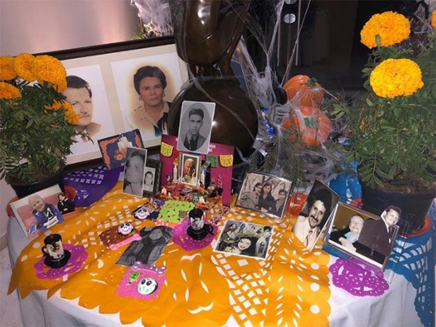 Aracely Arámbula confirma la muerte de mamá de Luis Miguel