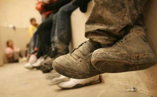 Cinco niños abandonados, dos recién nacidos en Nogales