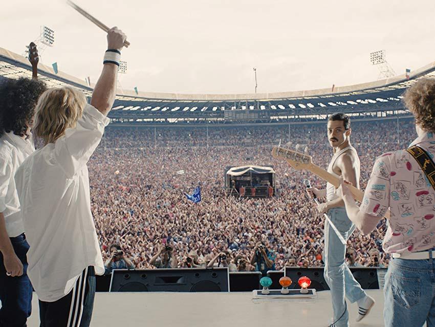 'Bohemian Rhapsody' es la reina de la taquilla