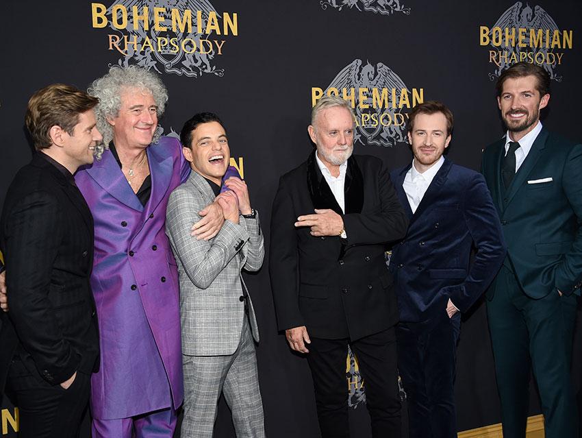 Brian May pide el Oscar de Mejor Actor para Rami Malek