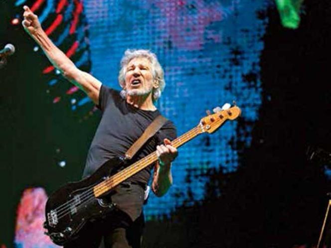 Roger Waters llama a evitar la opresión