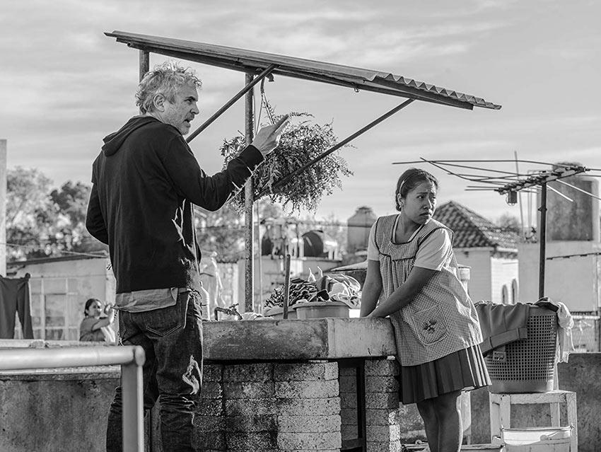 Cuarón hará función gratuita de 'Roma' este 27 de noviembre