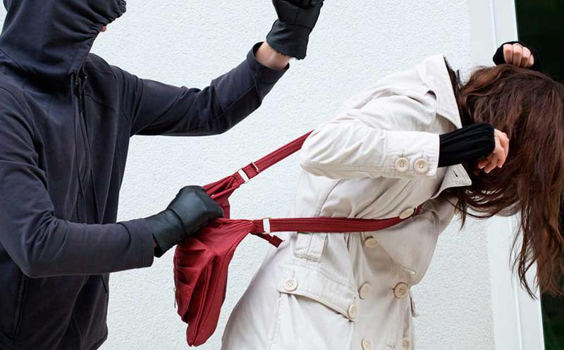 Una dama traía consigo 100 mil pesos, se los arrebató ladrón
