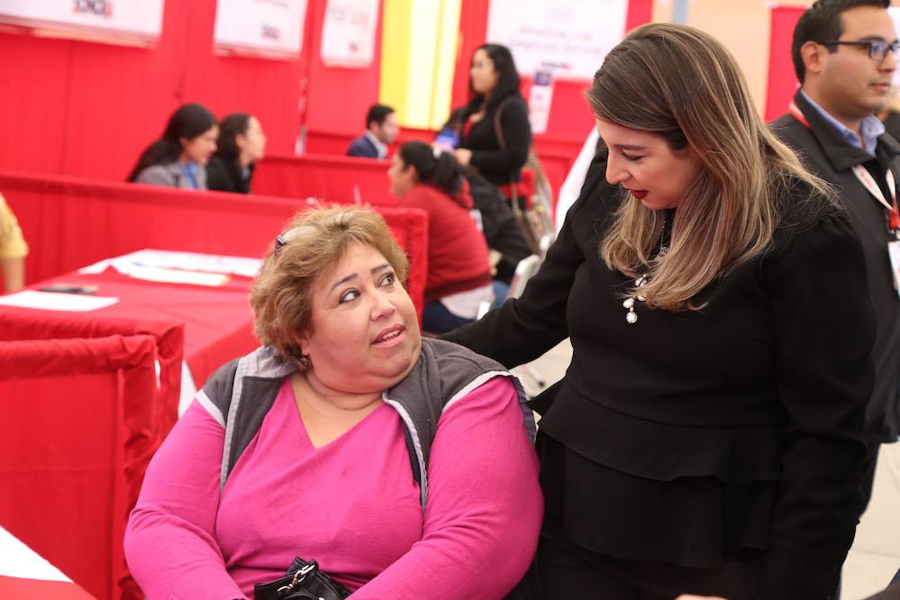 Realiza DIF Sonora Feria del Empleo