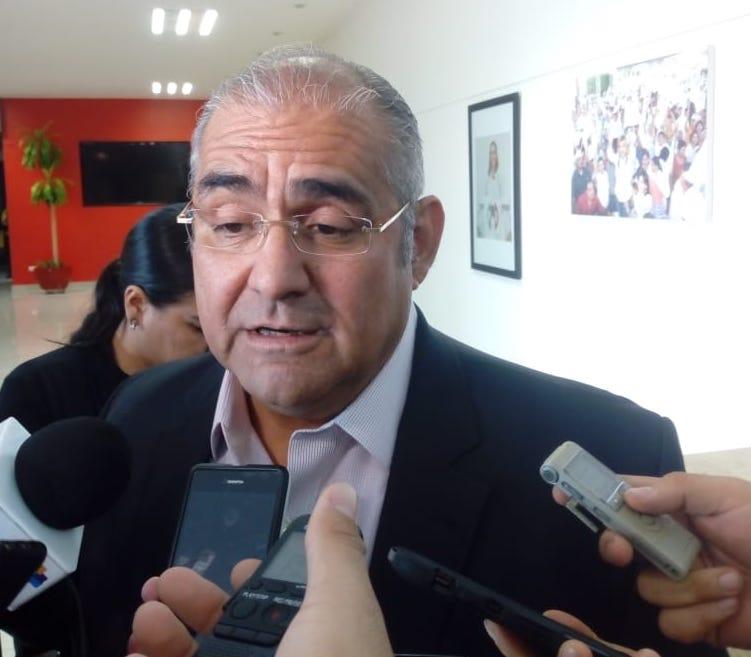 No hubo desvío de recursos: Gutíerrez Sánchez