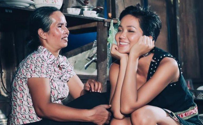 Miss Vietnam se roba la admiración del mundo