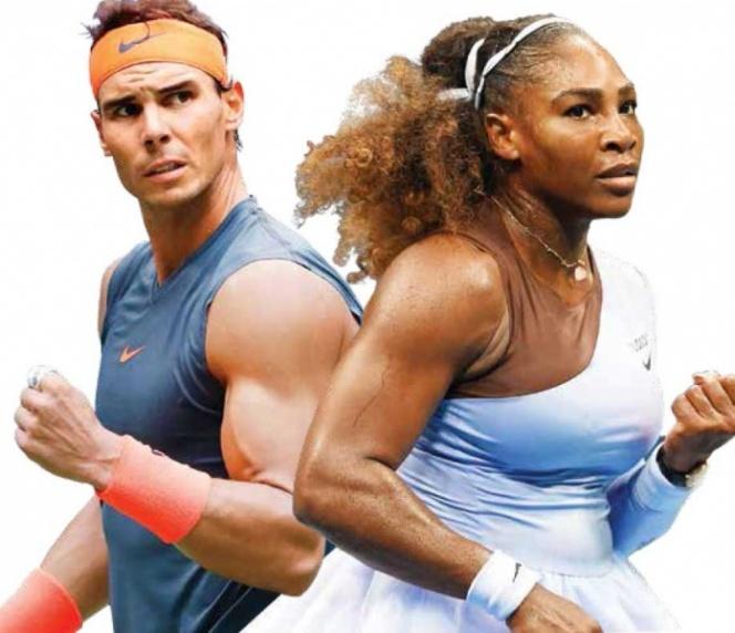 Nadal y Serena preparan su vuelta