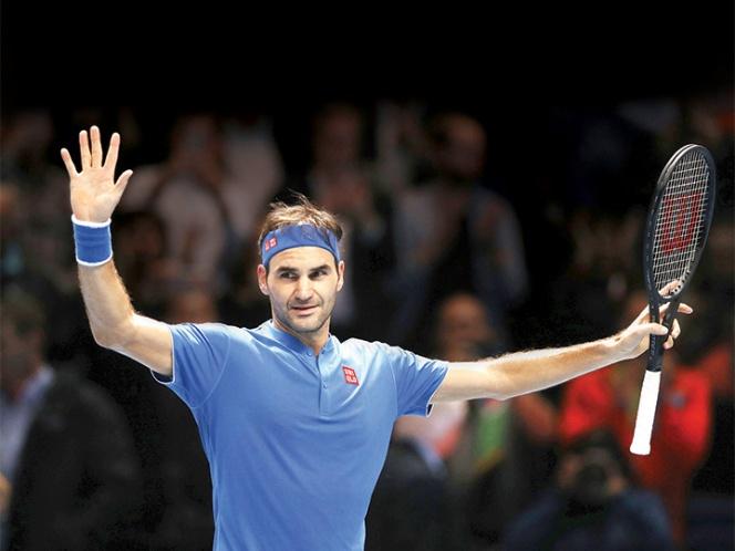 La nueva marca de Roger Federer