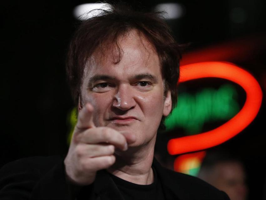 Tiempos violentos: Tarantino enfrenta a ladrones en su casa