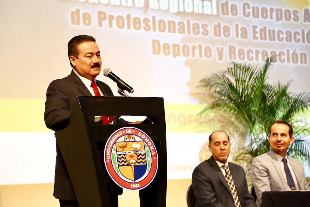 Inaugura Víctor Guerrero VI Congreso Internacional Ejercicio Físico y Salud