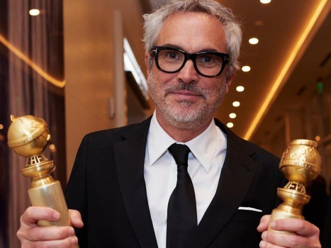 'Roma', mejor película extranjera; Alfonso Cuarón, mejor director