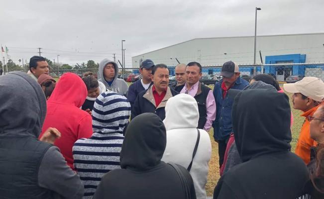 Horas duró la huelga en Tamaulipas y la CNTE ¡Lo que quiera!
