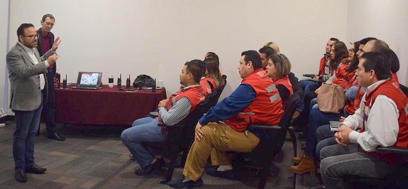 """Se actualiza personal de C5i en protocolo de actuación """"Código Rojo"""""""
