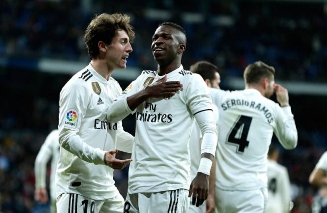 Real Madrid toma aire en la Copa del Rey