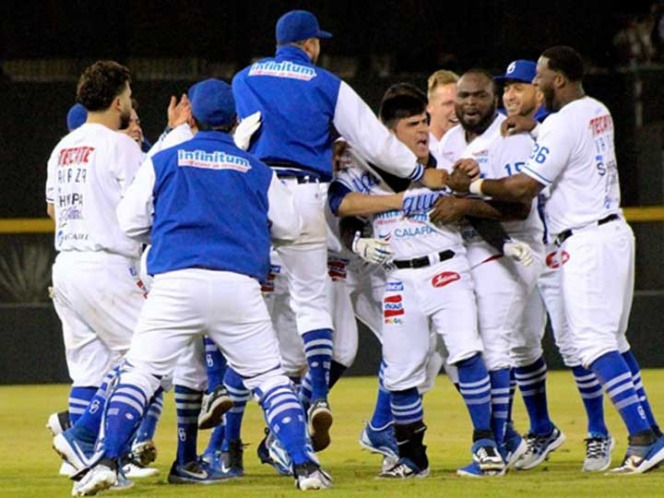 Yaquis vence a Venados y extiende al máximo playoff de beisbol del Pacífico