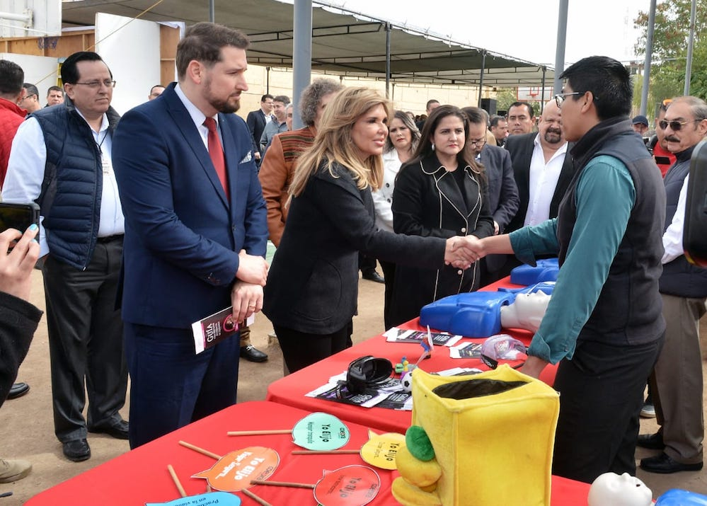 Da resultados modelo de reinserción social en Ceresos: Gobernadora Pavlovich