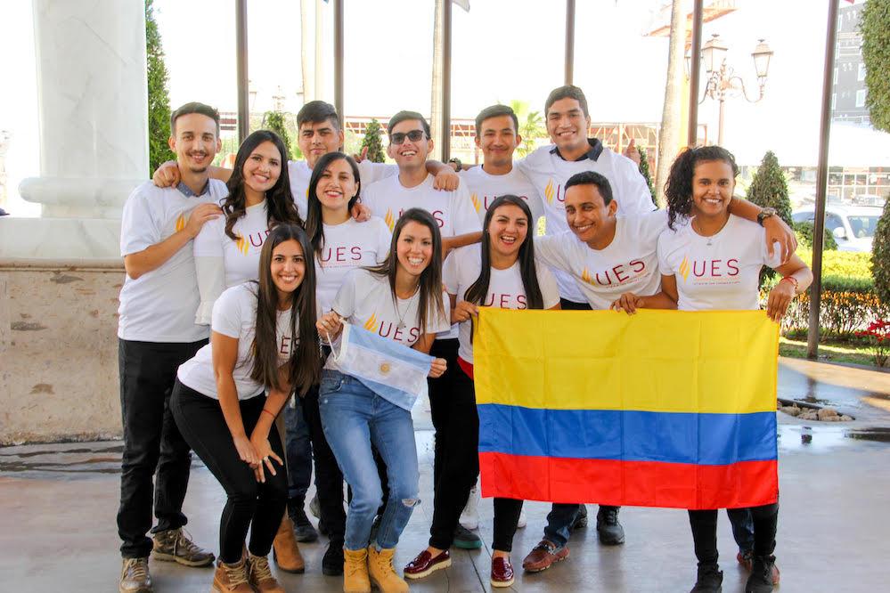 Reconocen estudiantes extranjeros calidad educativa de la UES