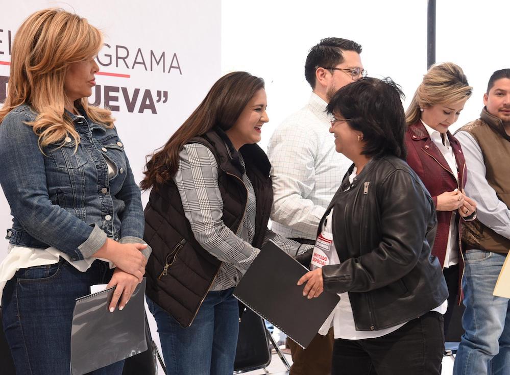 Aplaude alcaldesa Celida López el trabajo coordinado de los tres niveles de gobierno