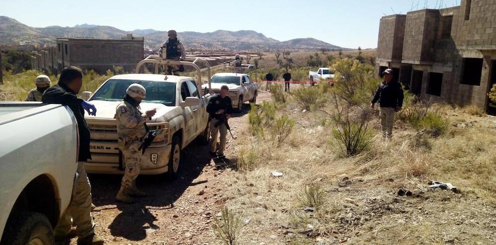 Aseguran 50 kilos de narcótico en Nogales