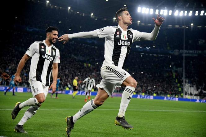 Con triplete, Cristiano Ronaldo califica a la Juventus