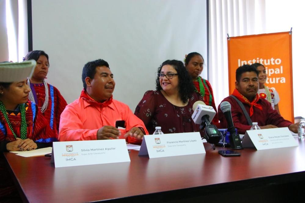 Invita IMCA a disfrutar la Expo Arte Oaxaqueña en Hermosillo