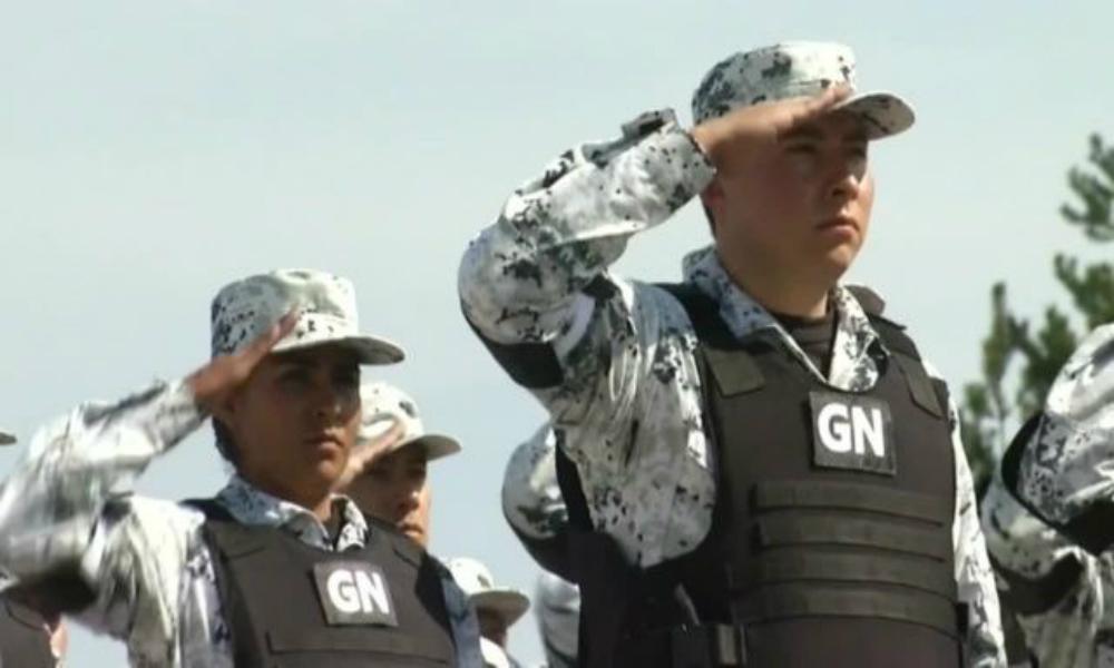 Bravo ya hay guardia nacional ¿para que servirá?