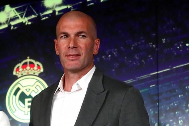 Zidane quiere devolver al Real Madrid al lugar que merece