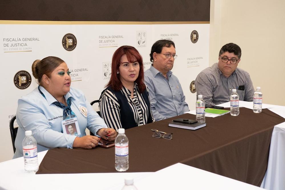 Las Guerreras Buscadoras de Sonora son un ejemplo: Claudia Indira Contreras