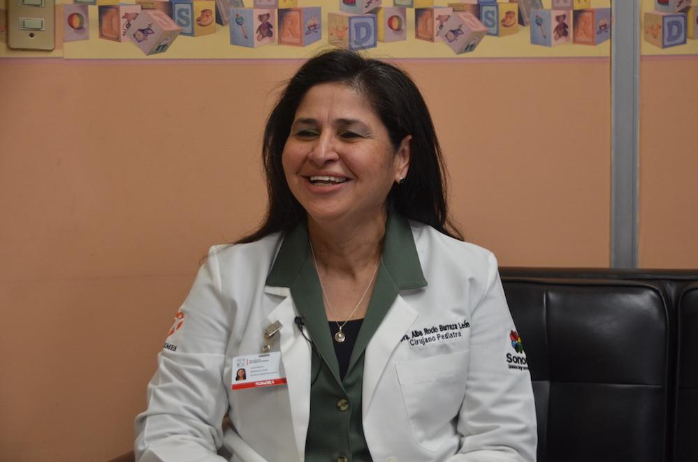 El HIES y Salud Sonora, una escuela de vida para mí: Doctora Barraza