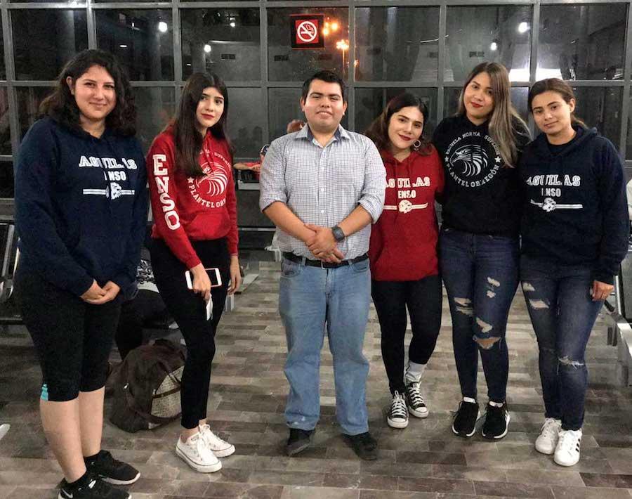 Realizan normalistas sonorenses prácticas docentes en Baja California Sur