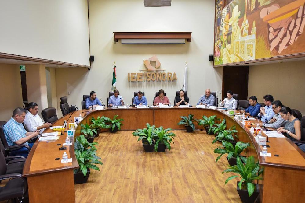 Aprueba Consejo General del IEE Sonora Lineamientos para la Destrucción de Documentación y Material Electoral