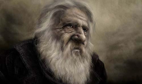 El anciano sabio
