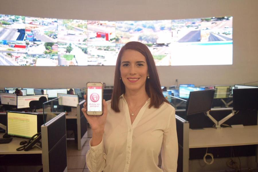 Supera las 20 mil descargas aplicación móvil Mujeres Seguras
