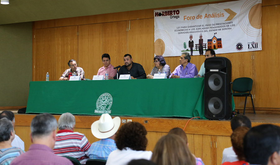 Socializa diputado Norberto Ortega Torres ley en favor del sector educativo