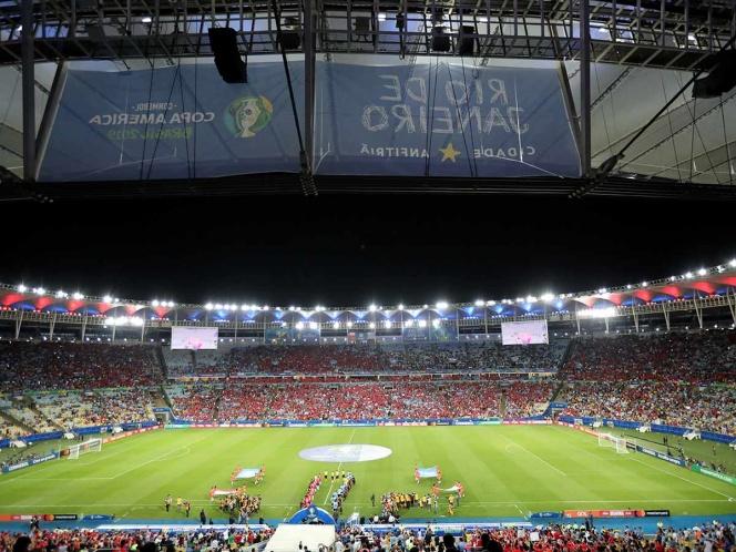 Así se jugarán los Cuartos de Final de la Copa América