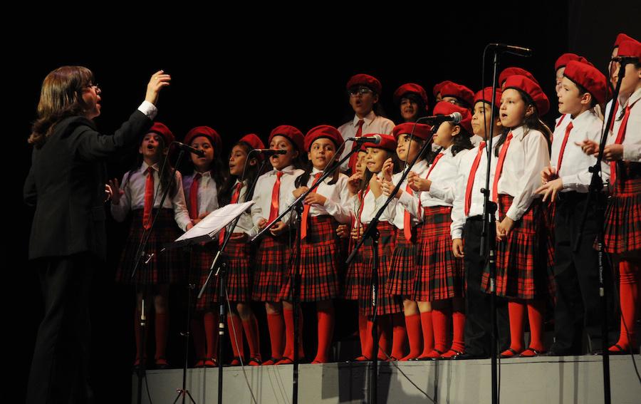 Celebra ISC 20 aniversario del Coro Infantil de Casa de la Cultura de Sonora
