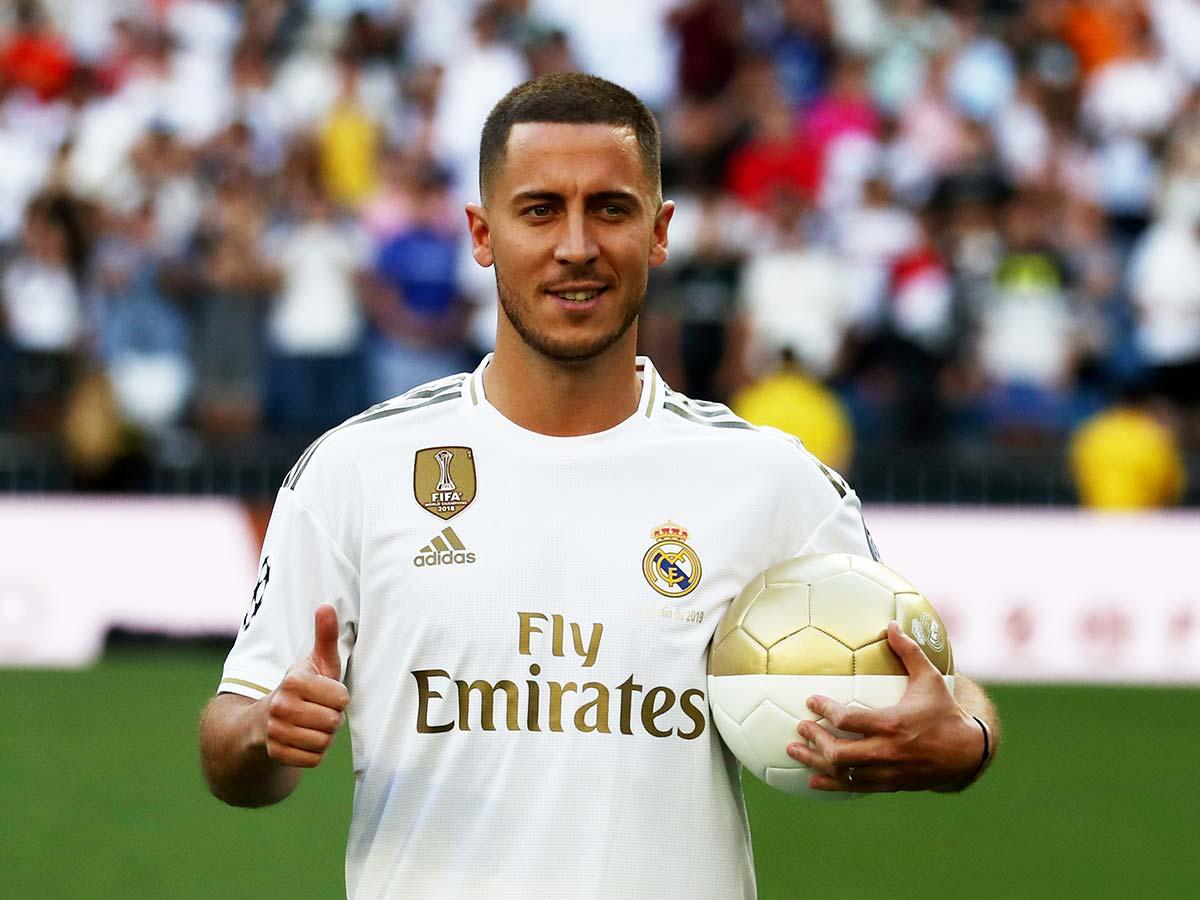 Quiero empezar a jugar y ganar títulos, dice Hazard