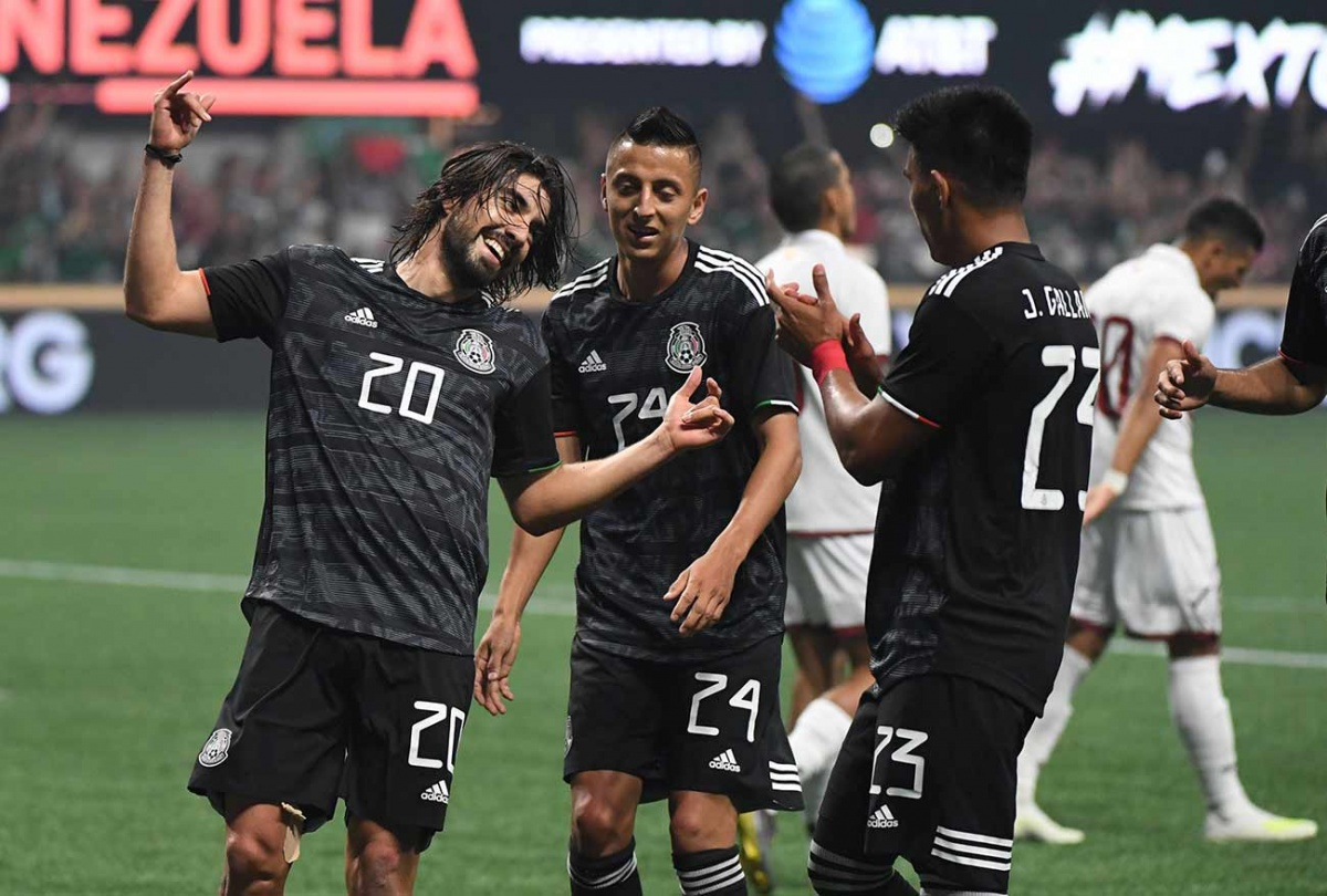 'Tata' Martino lleva paso perfecto con el Tricolor