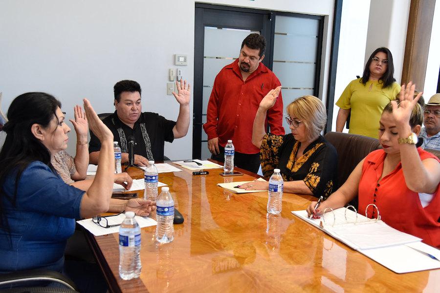 Dictamina Comisión reforma a Ley número 21 de Ingresos y Presupuesto de Ingresos de Caborca