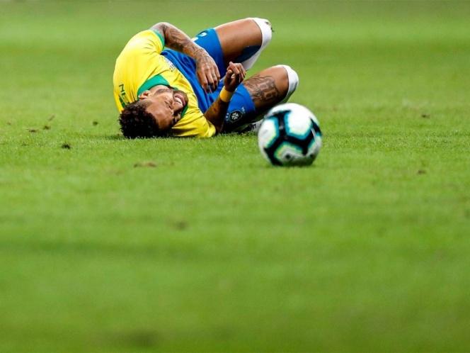 Copa América se queda sin Neymar