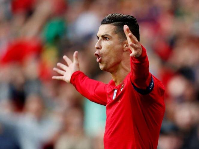 Cristiano Ronaldo cumple el sueño de un niño