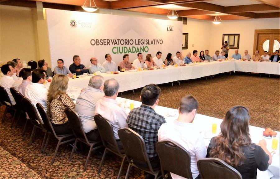 Observatorio Legislativo dará voz a todos: Diputados PRI