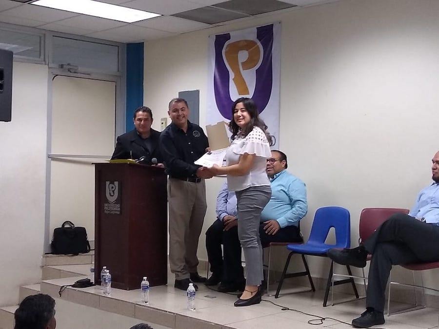 Participa UES San Luis en el VI Coloquio Internacional de Investigación Aplicada