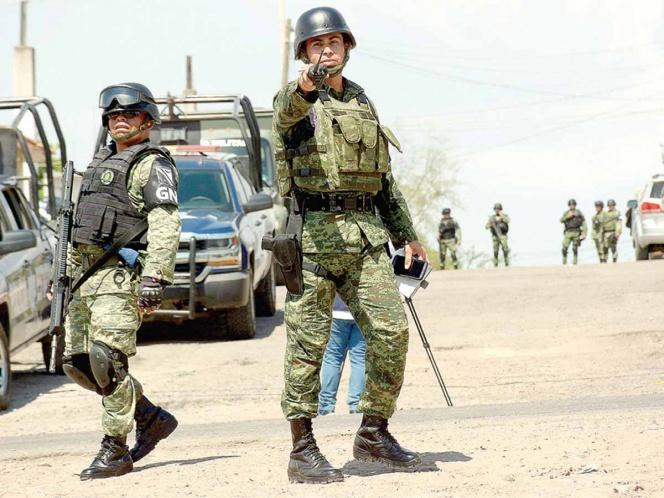 Se militarizará la seguridad pública en cinco municipios ¿o en todos?