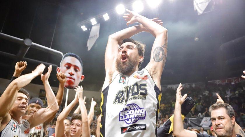 Los Rayos se corona por tercera vez en el Cibacopa