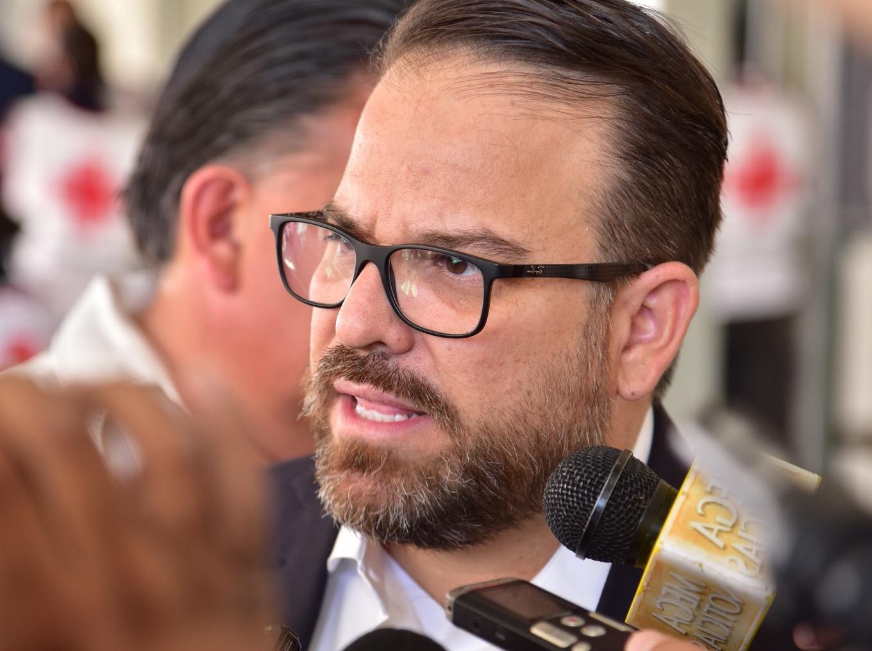 Condena Secretario de Seguridad atentado contra familia en Empalme