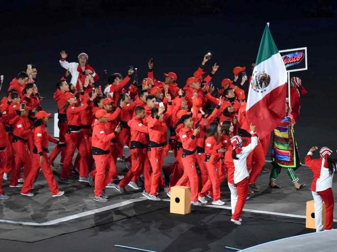 Deportistas mexicanos agradecen los apoyos